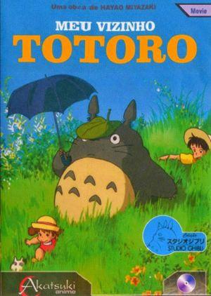 Pin Em Totoro