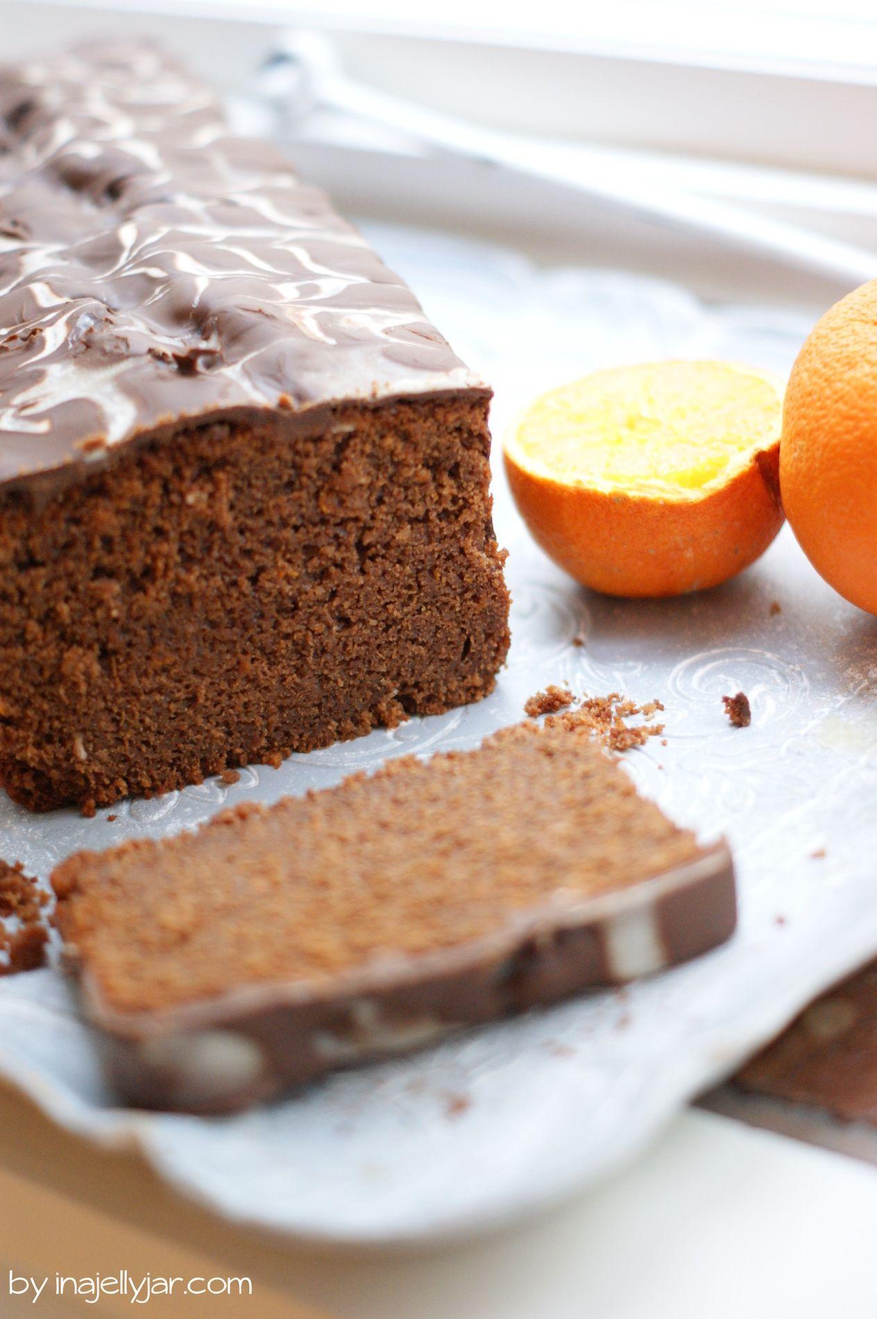 Schoko Orangen Kuchen Kuchen Baumkuchen Rezept Orangenkuchen