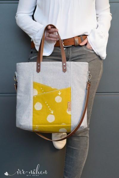 eBook – «Taniia Bag» – Tasche – Unikati