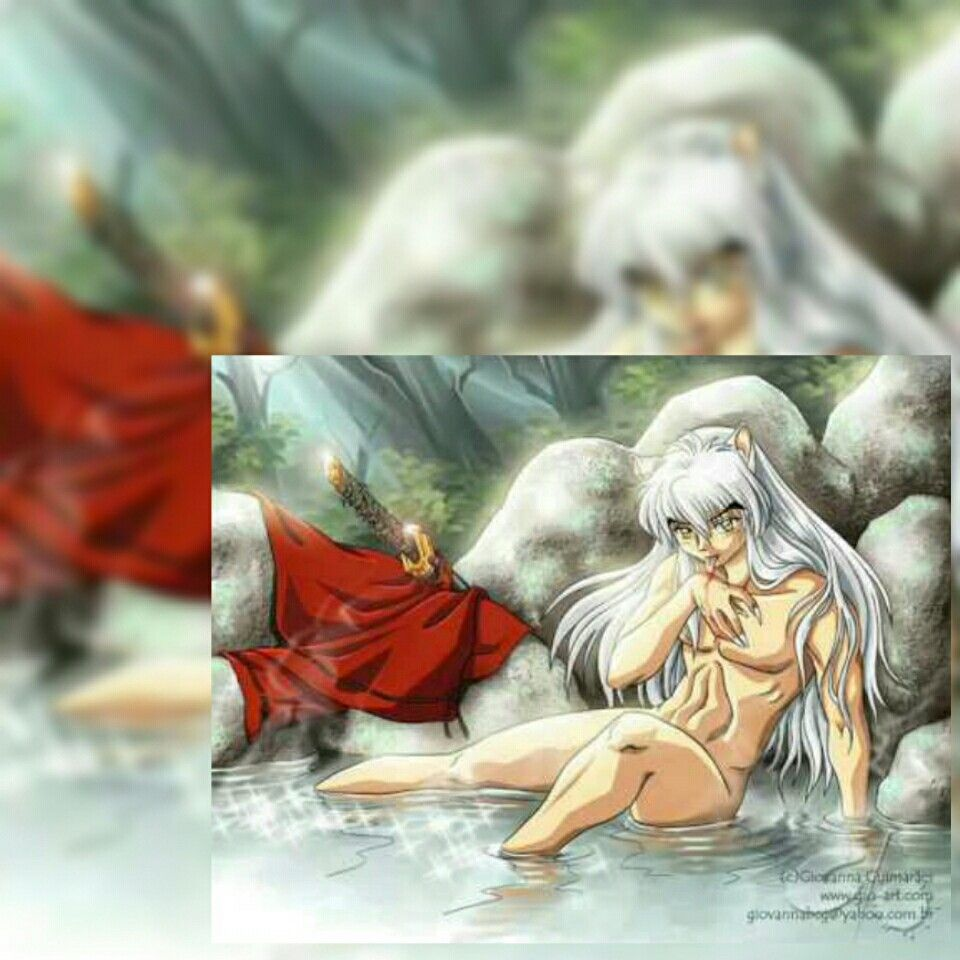 naked Picture of inuyasha