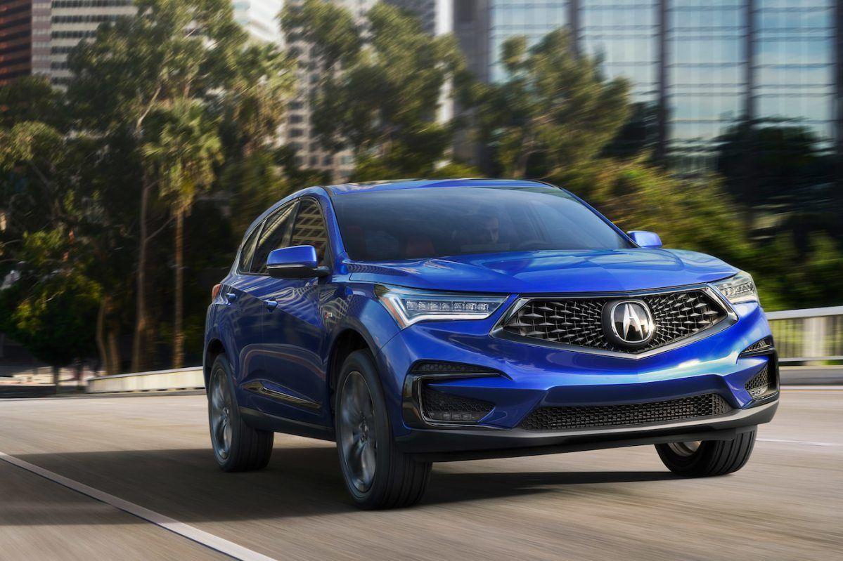 2019 Rdx Helps Acura Breaks Multiple Sales Records Acura Rdx Acura Mdx Acura Ilx