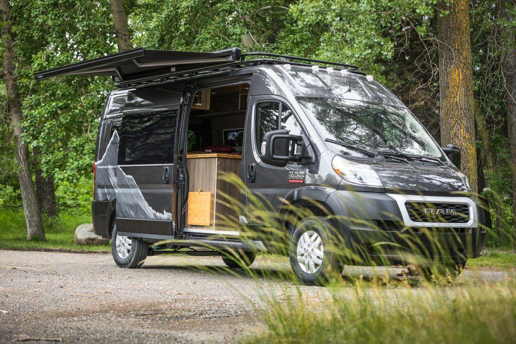2019 Ram Promaster 3500 High Roof 159 3437 Gladstone Custom Wilderness Vans In 2020 Ram Promaster Custom Van
