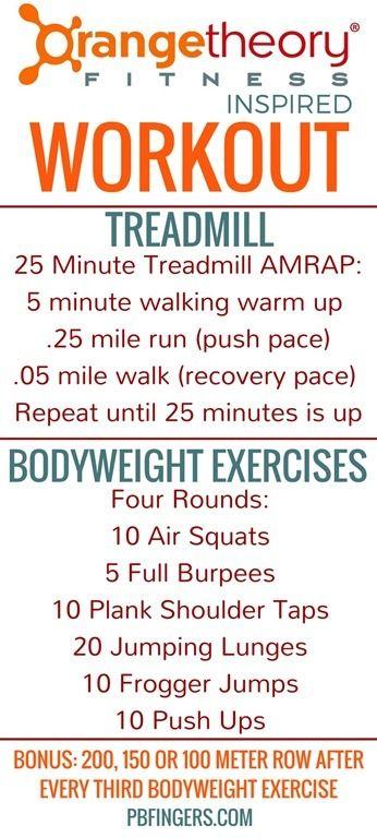 orangetheory at home workout | workout & exercise ideas | pinterest