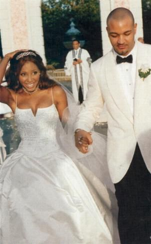 Toni Braxton Wedding.Toni Braxtonkeri Lewis S Wedding Celeb Wedding Ideas In