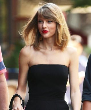 30 Reasons Why Taylor Swift Is a Street Style Pro  these are all adorable!!!!!! #taylor_swift_short_hair