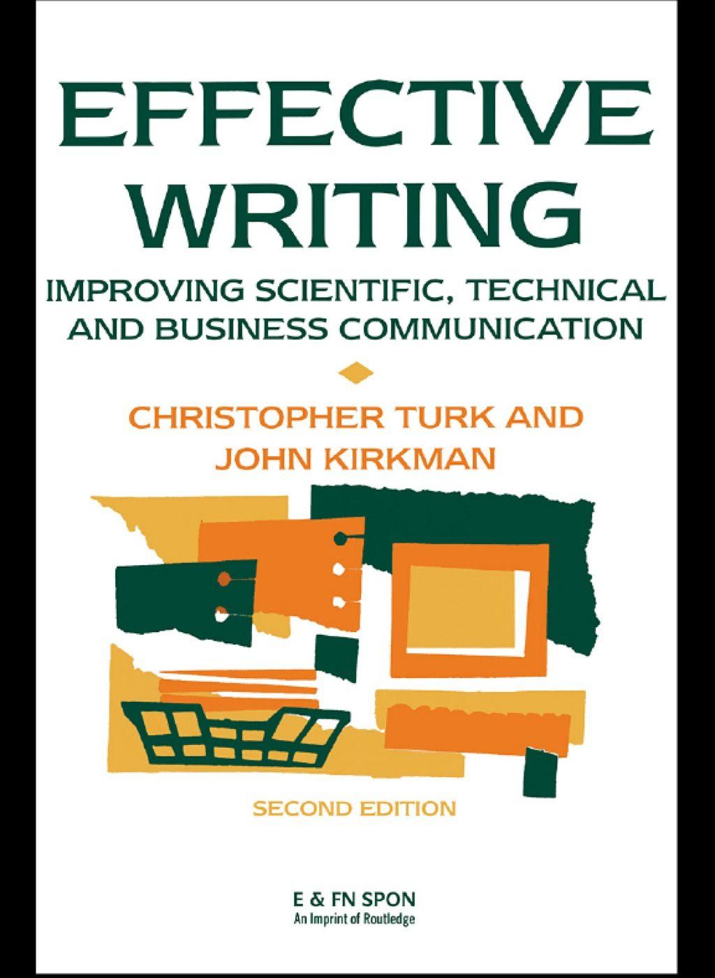 Effective Writing Ebook Rental