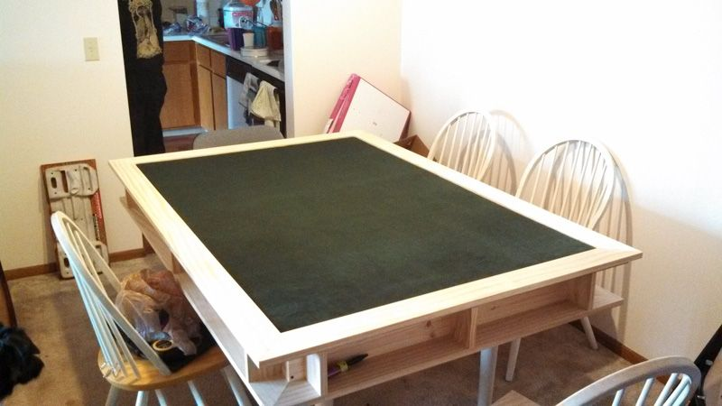 Pleasant Home Built Gaming Table Boardgamegeek Boardgamegeek Download Free Architecture Designs Pushbritishbridgeorg
