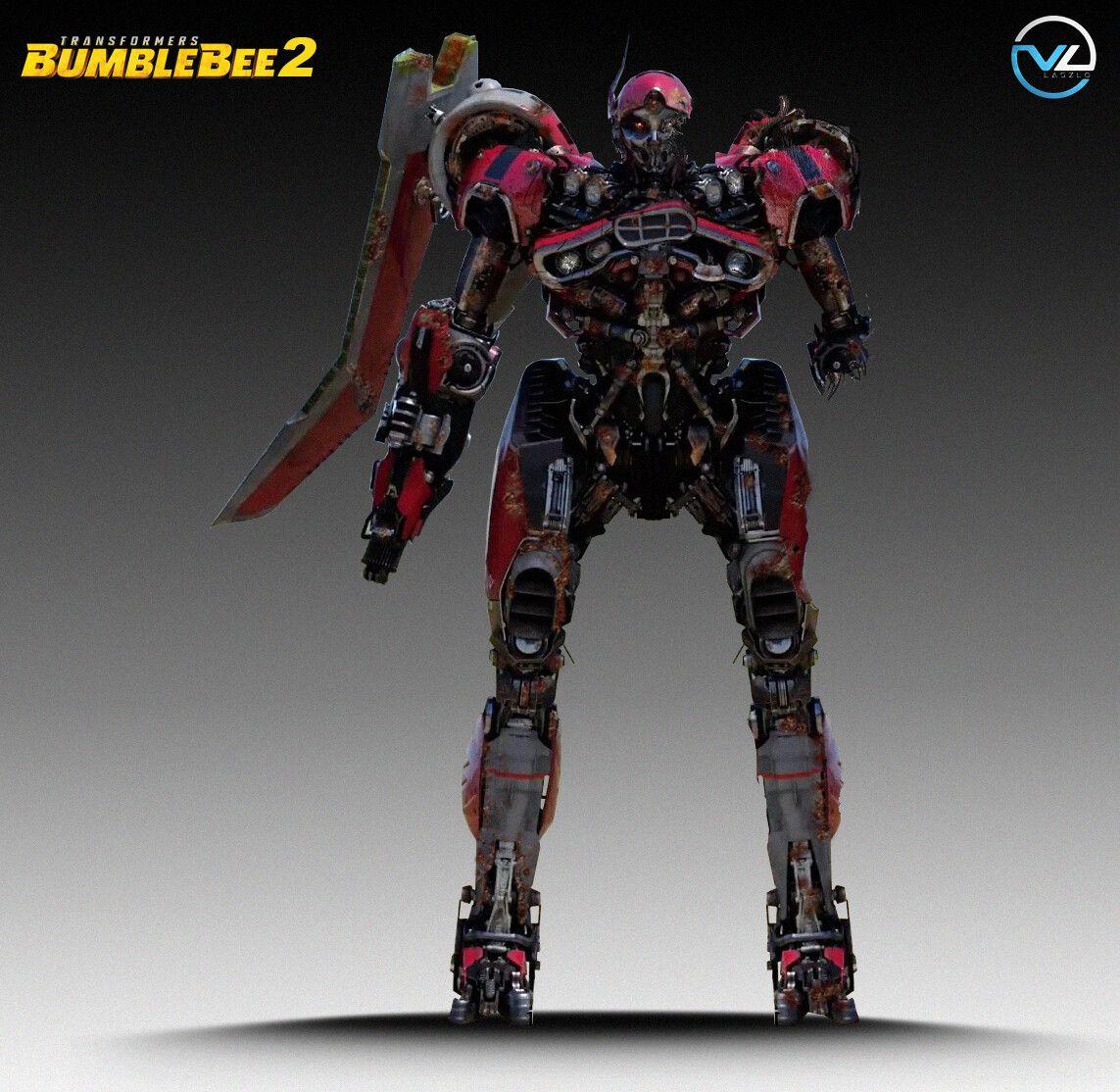 Artstation Terrorcon Shatter Laszlo Ven Transformers