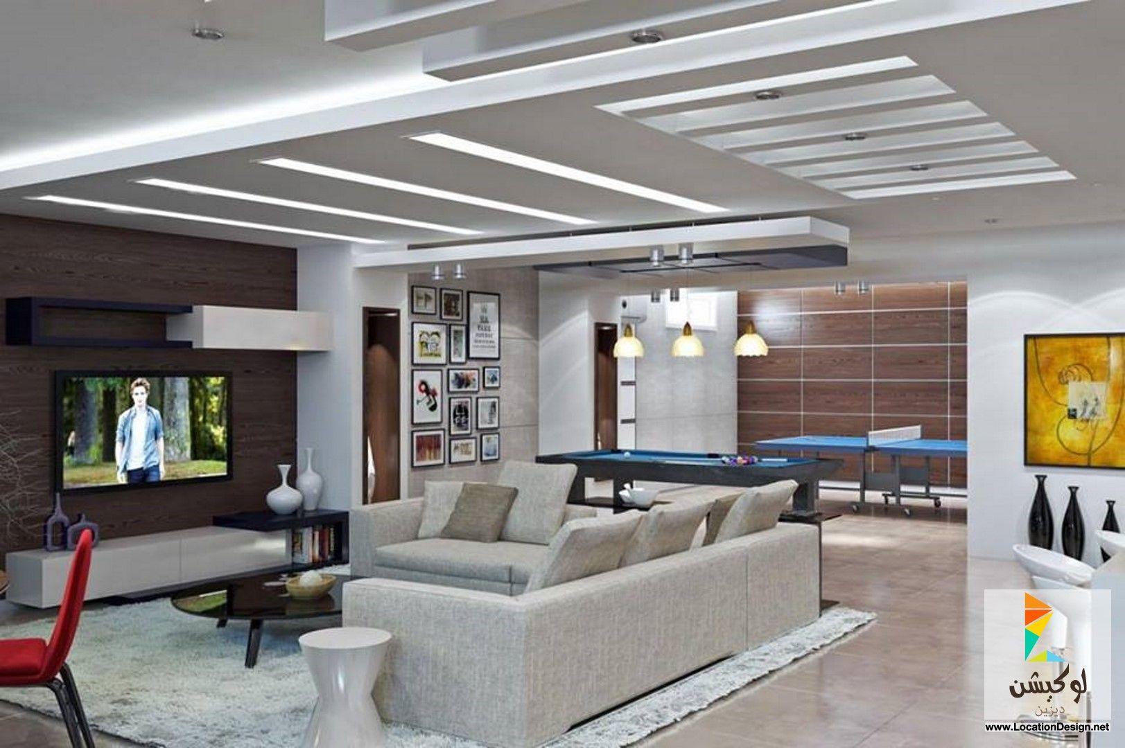 فورم جبس بورد ديكورات صالات استقبال الضيوف Interior Design Interior Architecture Home Decor
