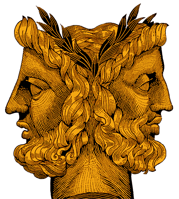 Iago By Janus I Think No 1 2 33 Janus Was A Roman Two Faced God And An Appropriate One For I Roman Gods Greek And Roman Mythology Greek Mythology Tattoos