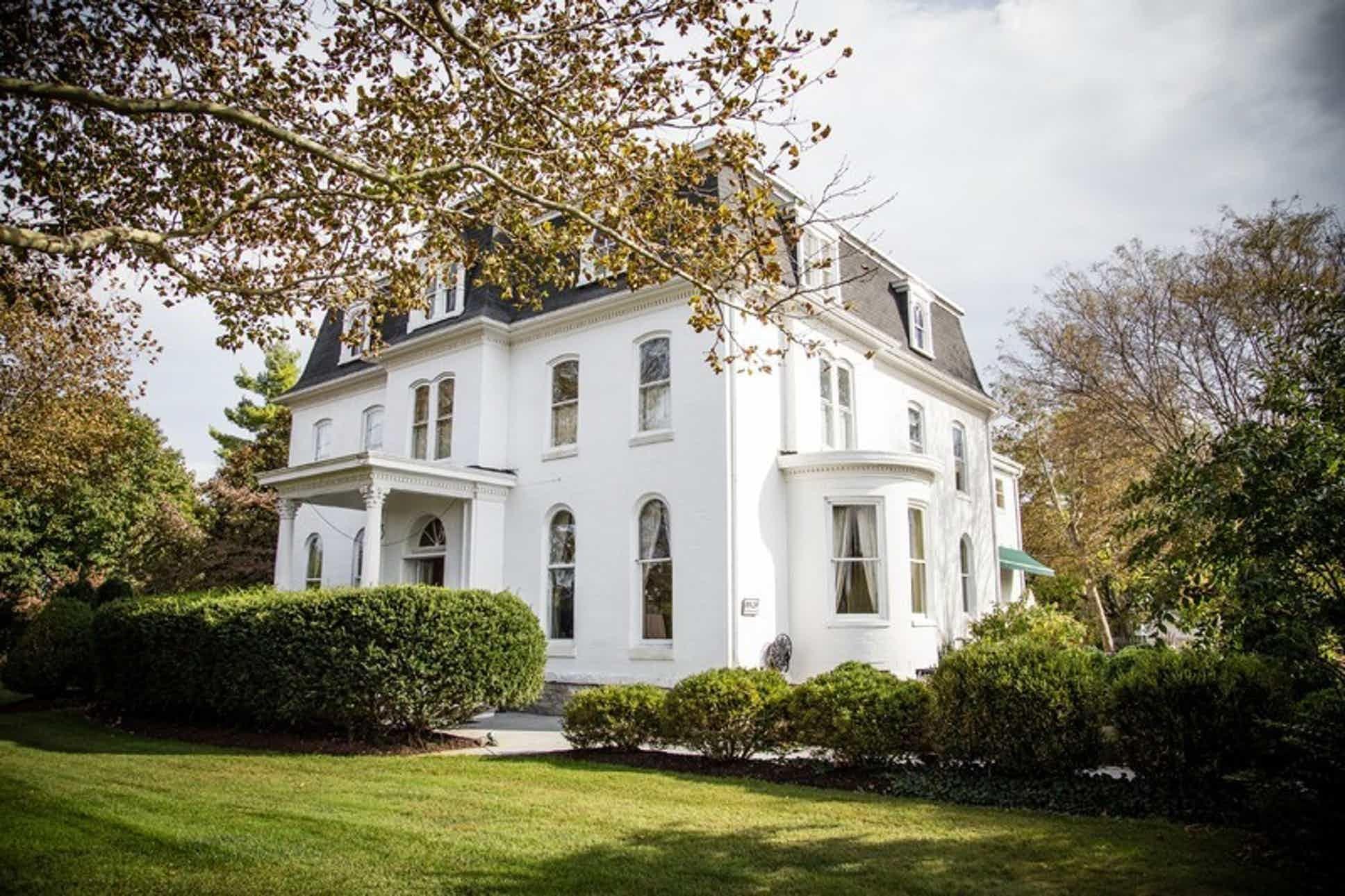 Ceresville Mansion Maryland Wedding Venue DC Area