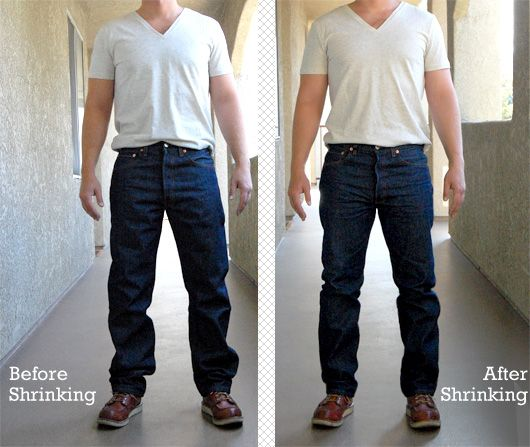 3cafaf356cd Levi's 501 Shrink to Fit: Guide To A Perfect Fit | Life Stuff ...