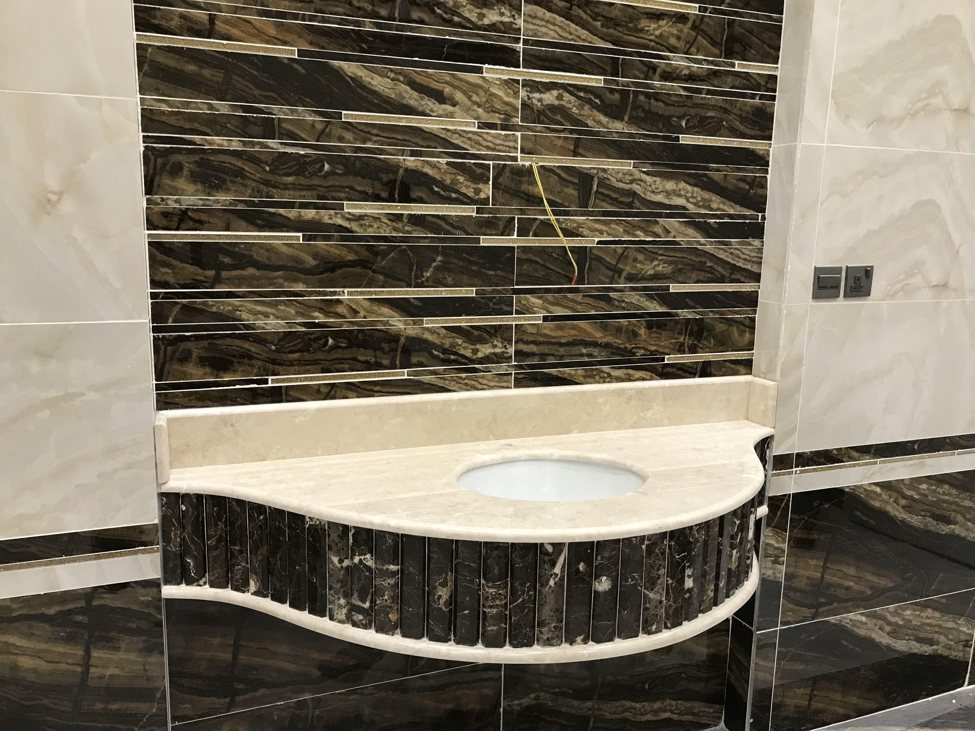 مغاسل رخام Vanity Bathroom Vanity Bathroom