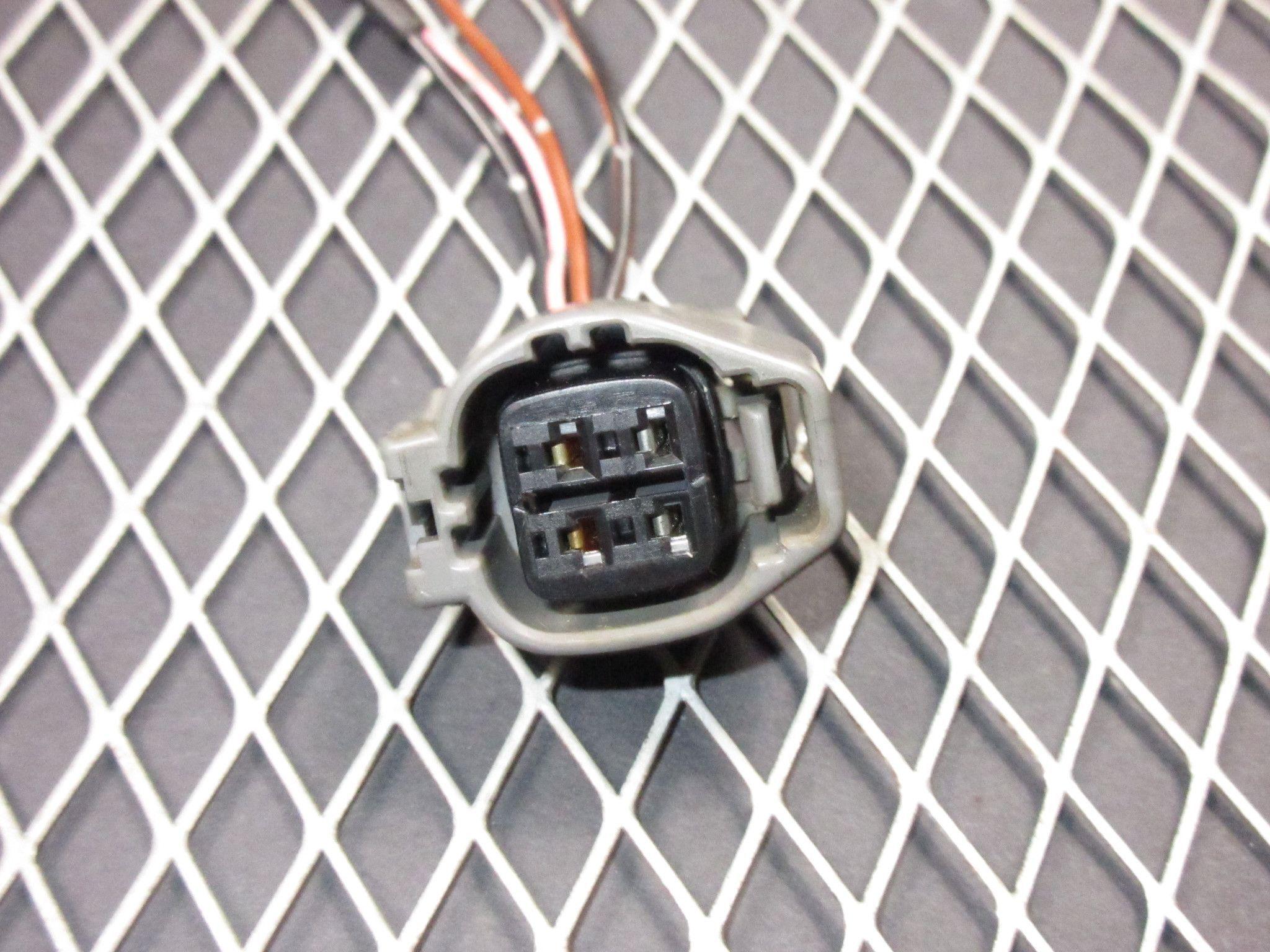 92 93 Lexus ES300 OEM Oxygen O2 Sensor Harness Products
