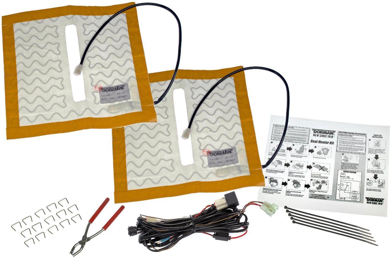 Amazon Dorman 628 040 Universal Seat Heater Kit Automotive