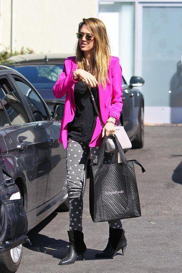, 50 Unparalleled Street Style Looks Courtesy of Jessica Alba, My Pop Star Kda Blog, My Pop Star Kda Blog