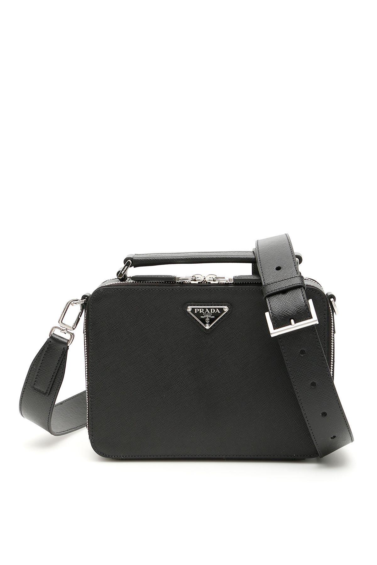 4065355cf29780 PRADA BRIQUE BAG. #prada #bags #shoulder bags #hand bags #lining ...