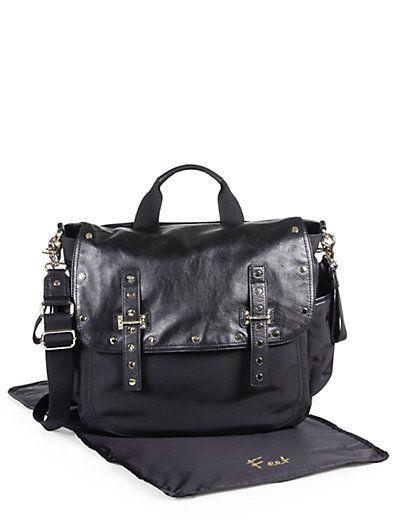 rebecca minkoff - logan crossbody baby bag