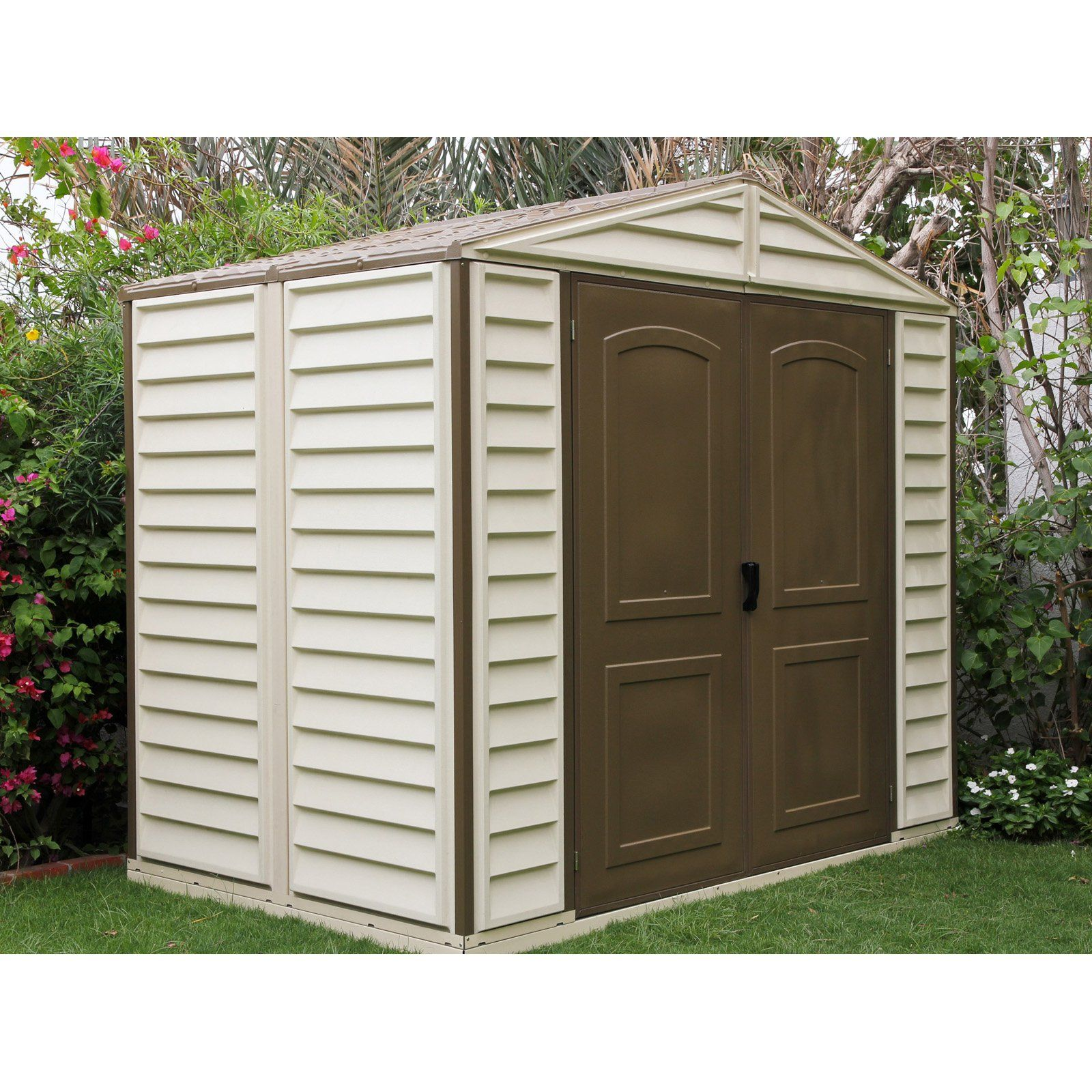 Pin By Ron Greenhoff On Ron S Borad Vinyl Sheds Garden Sheds For Sale Shed
