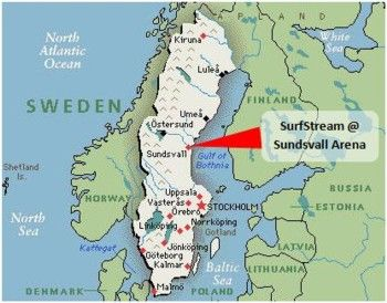 Sundsvall Sweden Pa Was Born And Raised There Sweden Pinterest - Sweden map bodies of water