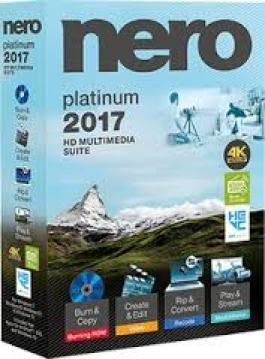 nero 2017 platinum keys