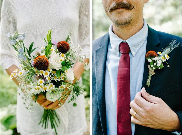 Tricia & Patrick: Mountain Elopement | Floral Design by Erin | Jessie Alexis Photography