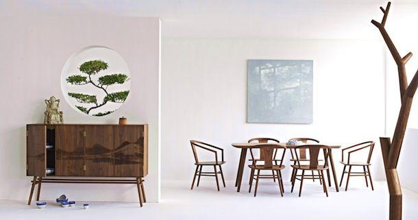 MORELESS   Modern Chinese Furniture Design Label
