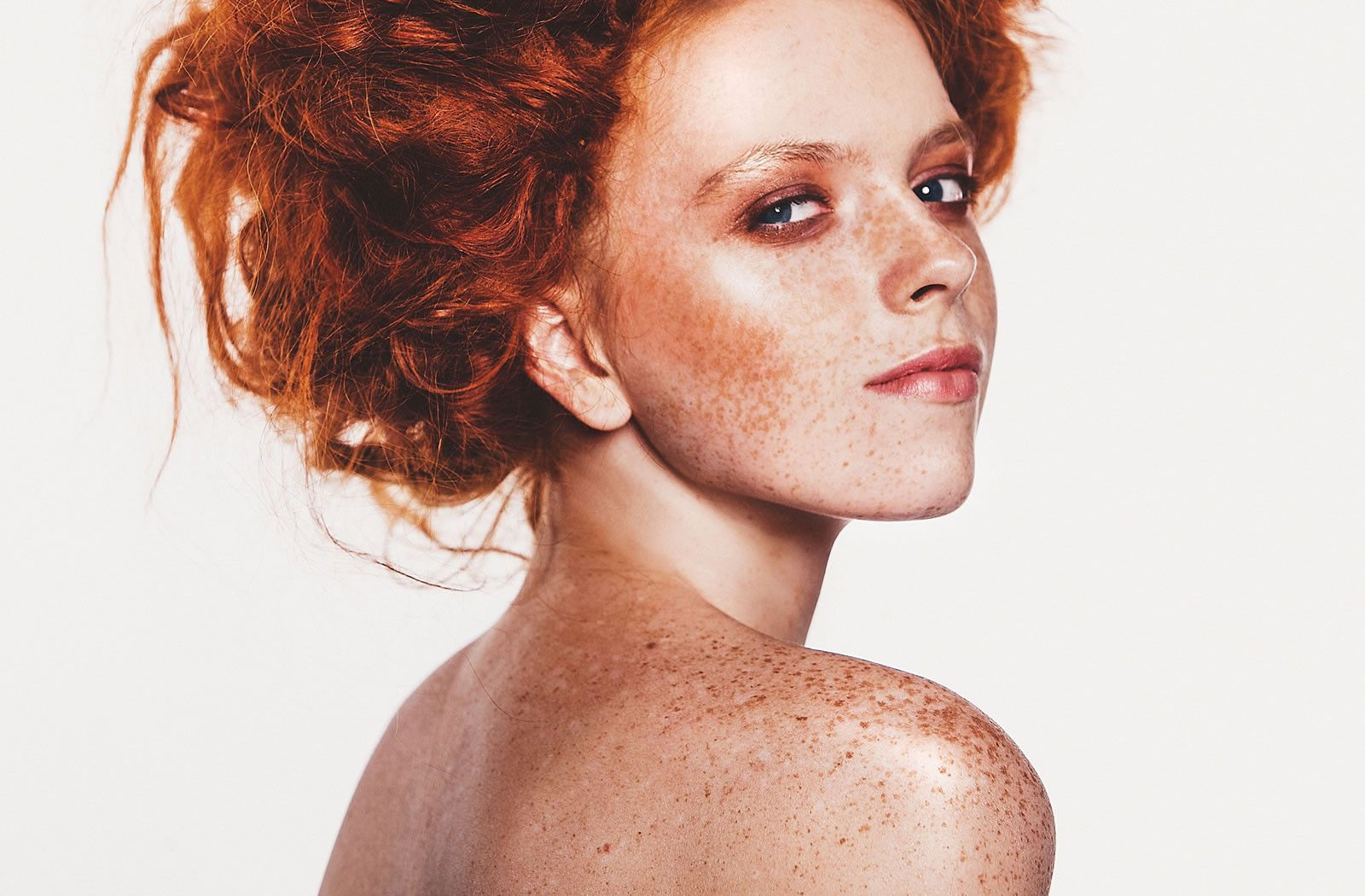 Premium Makeup and Cosmetics for Redheads.   Redhead Revolution