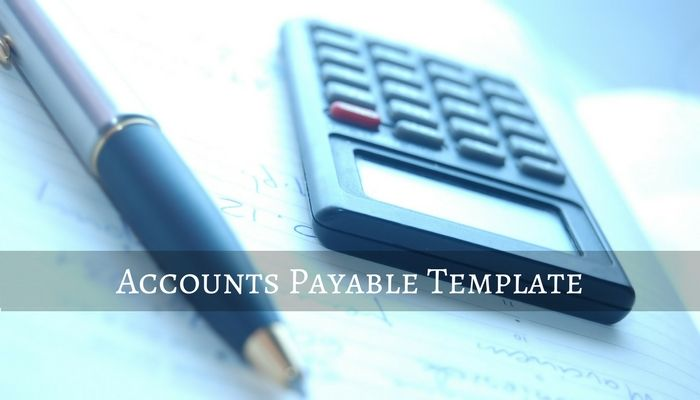 Download Accounts Payable Excel Template - ExcelDataPro Accounts - accounts receivable excel spreadsheet template free