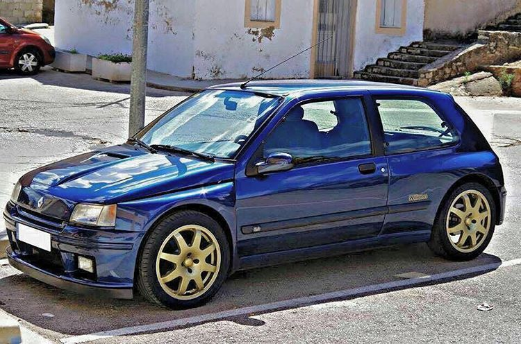 clio williams renault clio classic