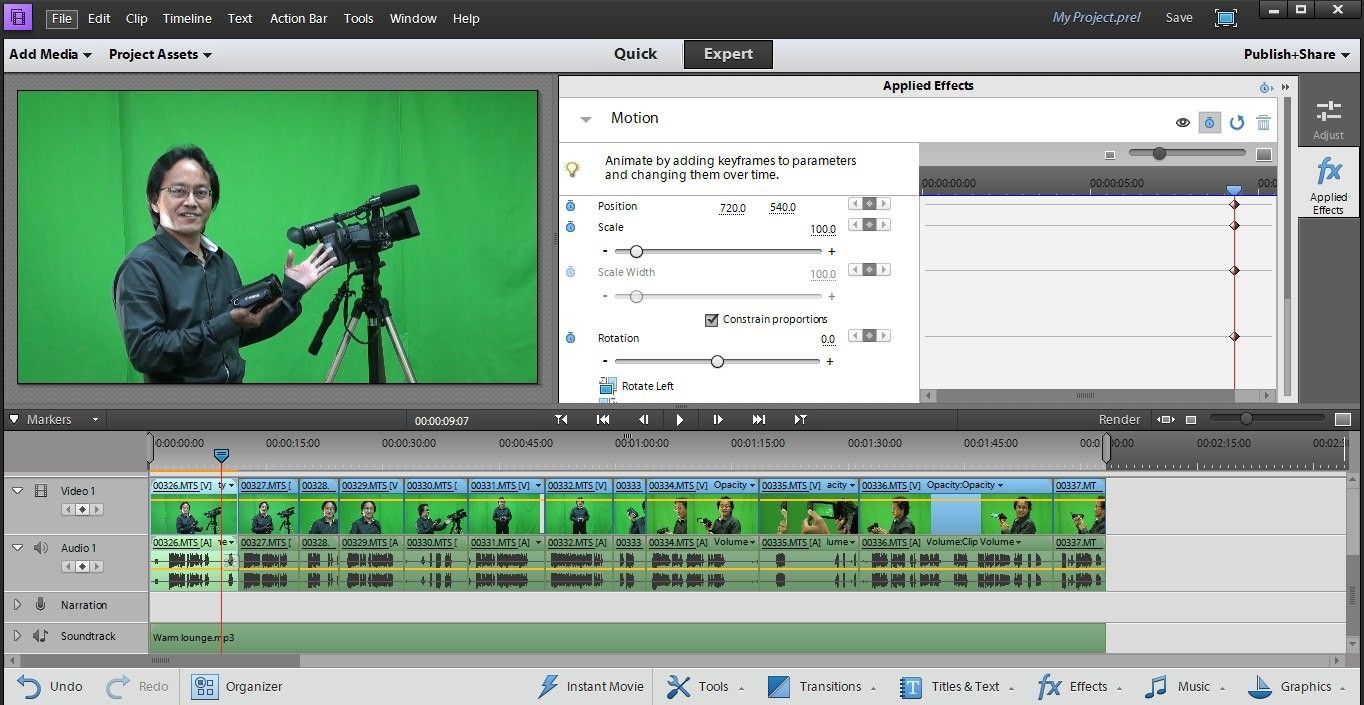 2day Videography and Video Editing Course for BEGINNERS
