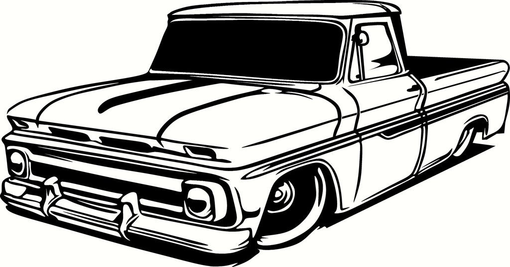 66 Chevy Cartoon Google Search With Images Chevy Trucks