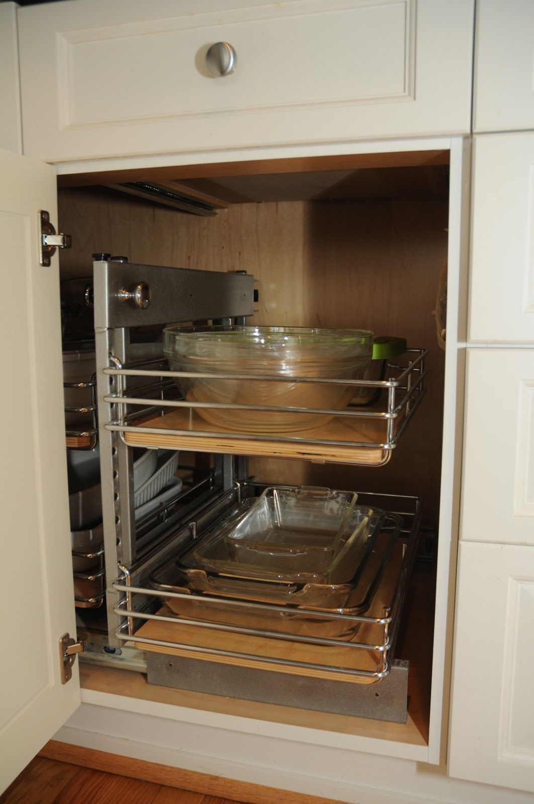 Kitchen Cabinet Organizers Pull Out Küchenschrank