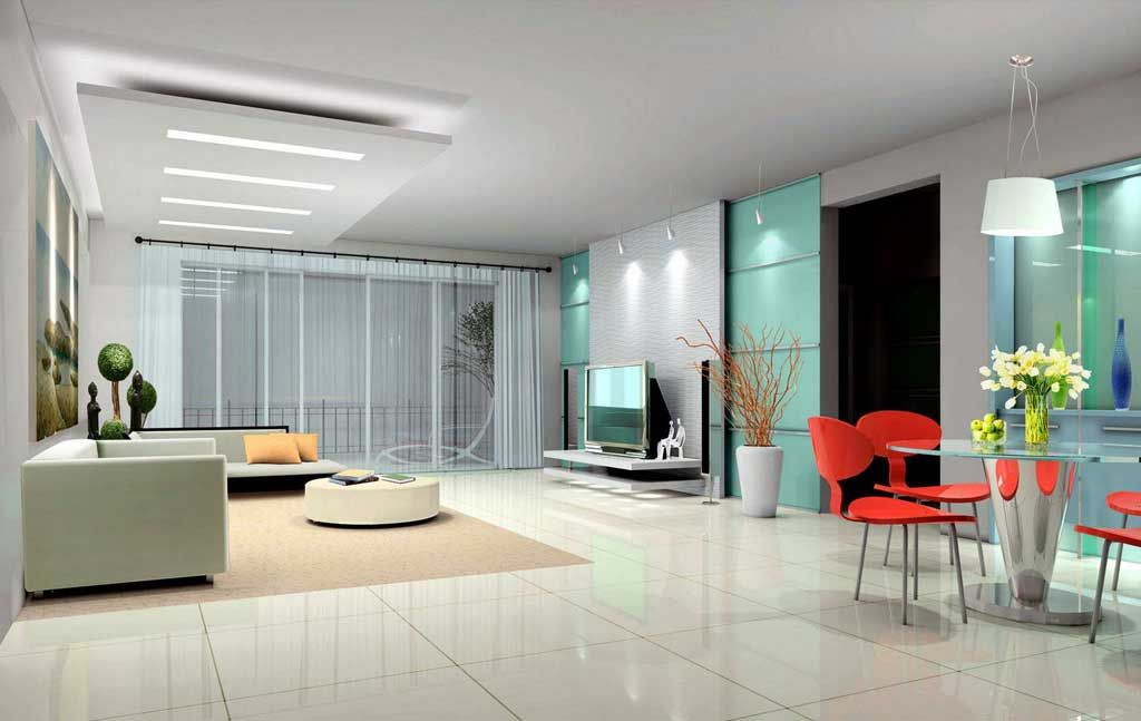 Desain Plafon Ruang Tamu Yang Keren