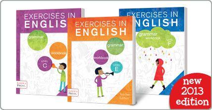 Loyola Press Exercises in English
