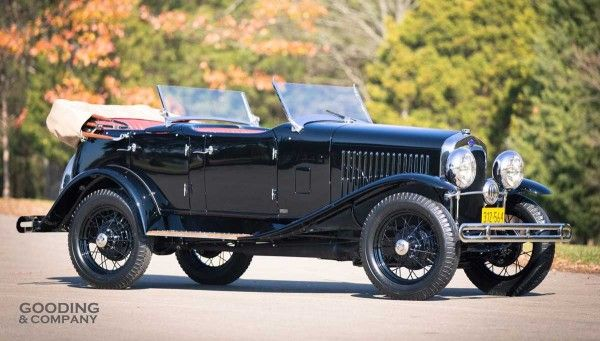 An Edsel Ford Commissioned 1930 Ford Model A With Lebaron Coach Work Edsel Ford Edsel Volkswagen Phaeton