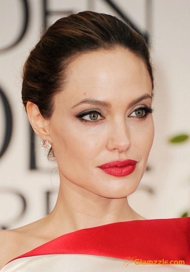 Angelina Jolie Red Lipstick | Red color | Pinterest | Popular ...