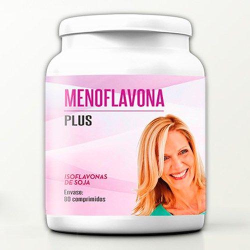 Menoflavona: isoflavonas de soja
