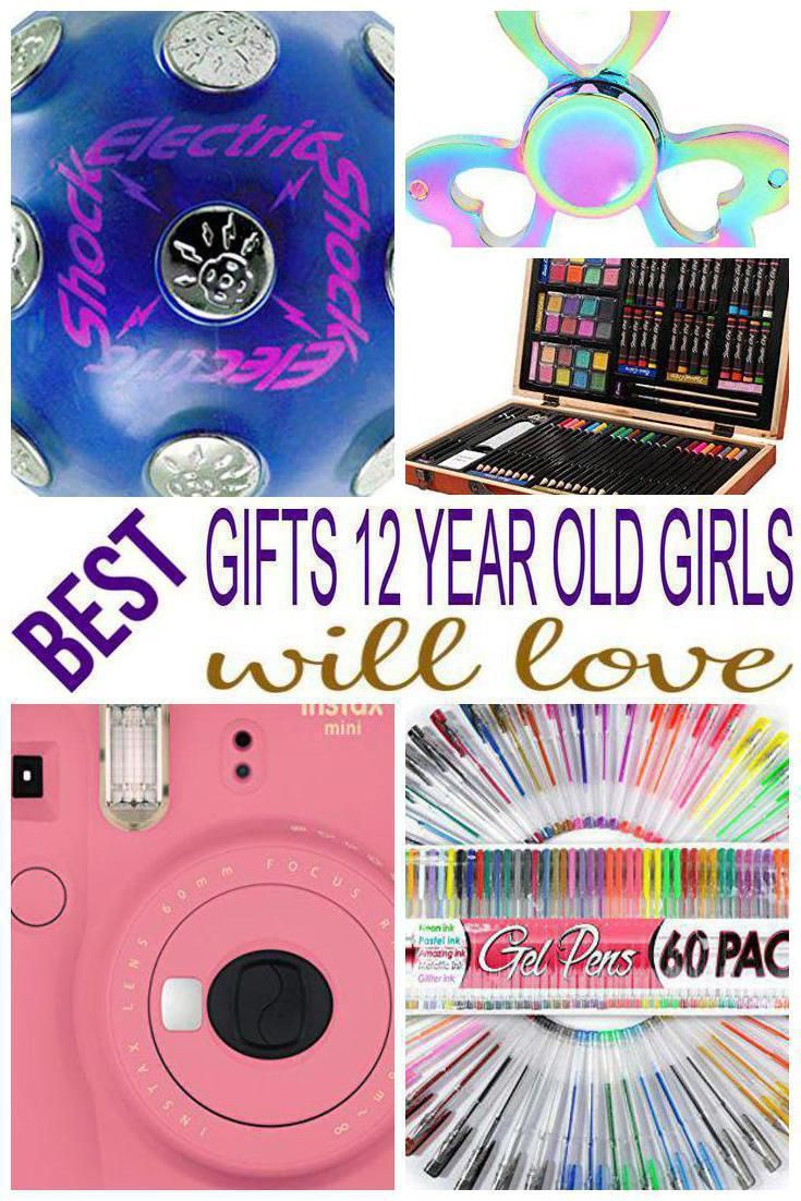 Best Gifts For 12 Year Old Girls Bday Gifts For Him