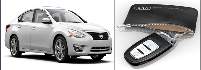 Get instant Nissan replacement car keys with the best | Car keys ...