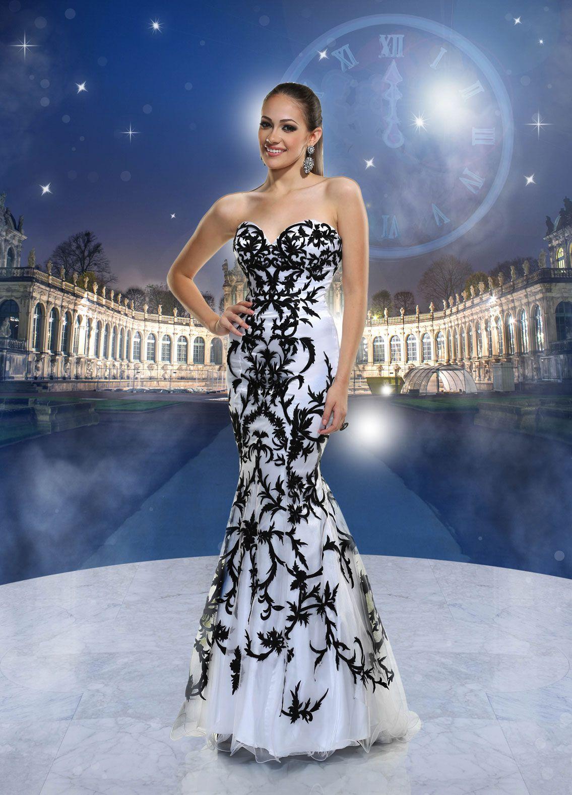 Disney Forever Enchanted Prom Dresses Black White Wedding Dress Stunning Dresses Prom Dresses