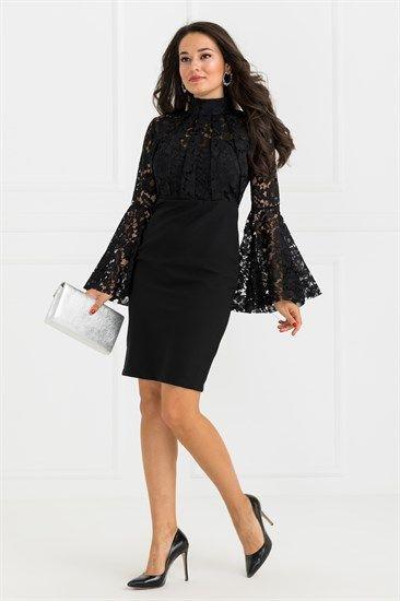 Mini Abiye Modelleri Denizbutik Com Moda Stilleri Elbise Modelleri Siyah Kisa Elbise
