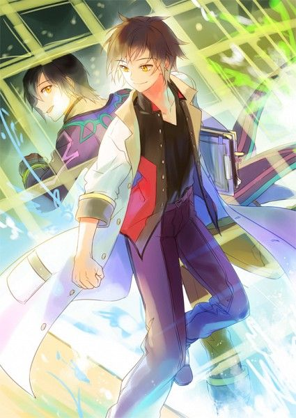 Tales of Xillia, Jude Mathis