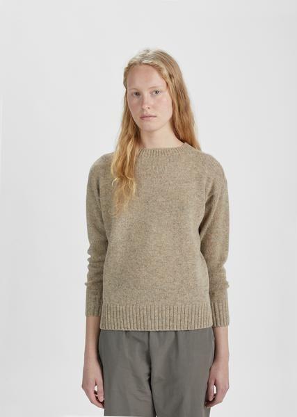 La Garçonne Moderne Sylvia Shetland Pullover