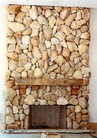 Coquina Fireplace Surround Google Search Fireplace Surrounds