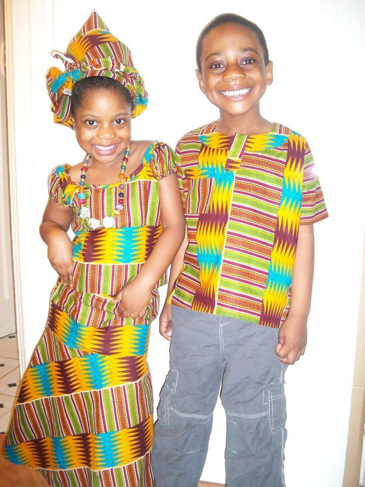House of Aranu, African children's clothes | African ...