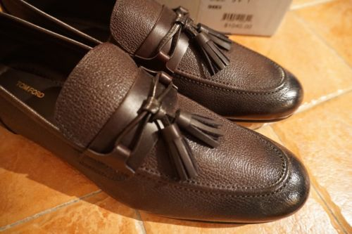 Tom Ford Made in Italy Dress Loafer Brown Leather 9.5 T New in Box $1040 https://t.co/Ub9DOwfEjP https://t.co/gB44FjUHwo http://twitter.com/Foemvu_Maoxke/status/775575641286647808