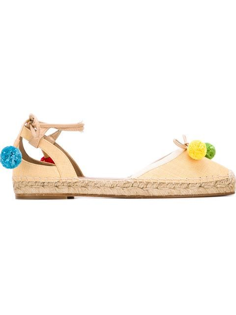 Shop Aquazzura 'Palm beach' espadrilles in Ottodisanpietro from the world's best independent boutiques at farfetch.com. Shop 400 boutiques at one address.