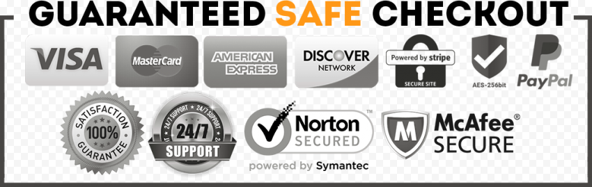 Guaranteed Secure Safe Checkout Icons Shopify Icon Security Safe