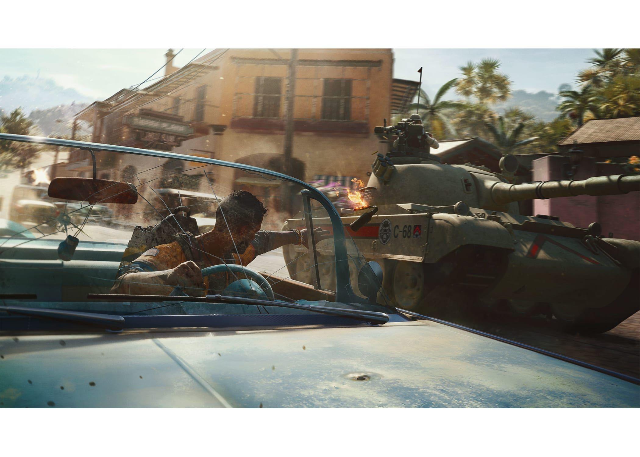 Far Cry 6 Standard Edition In 2020 Far Cry 6 Crying Ubisoft